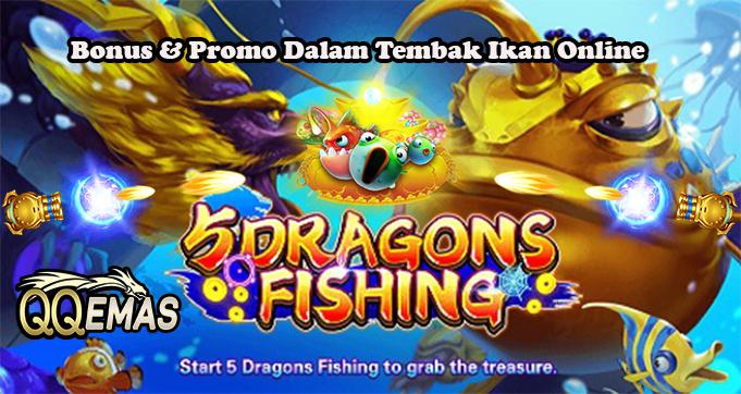 Bonus & Promo Dalam Tembak Ikan Online